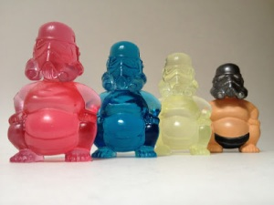 The rest of the SumoTrooper Collection available at www.tenacioustoys.com starting 3/31/13 @ 4pm EST
